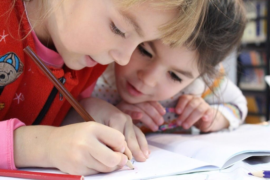 Kursy języka polskiego dla dzieci